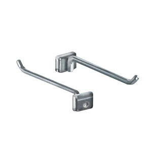Metal 3 Inch Extra Hook For Earring Display In Silver Finish Case Of 20