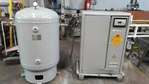 Air Compressor With Dryer Atlas Copco Ga10ff Air Tank Nat l Bd 120 Gal