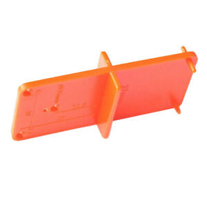 Hinged Jig Drill Guide Block Punching Hole Tool Diy Woodworking Supplies