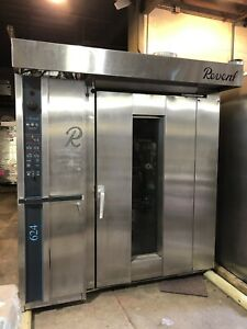 Refurbished Revent 624g Double Rack Bakery Oven