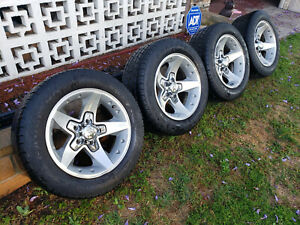 Chevy S10 Blazer Gmc Sonoma Gt S15 Jimmy Truck Zq8 Sport Wheels Tires 235 55r16