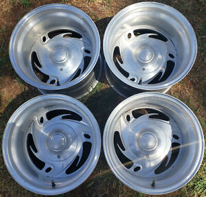 15x10 Centerline Alloy Wheels 5x5 5x5 5 F150 Silverado Rims Billet Budnik Boyd