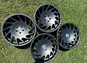 4 Vossen Vle 1 20x10 5j 5x114 3 Et25 Gloss Graphite Wheel Rims Set Vle 0np6