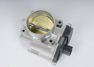 Fuel Injection Throttle Body Assembly Acdelco Gm Original Equipment 217 3104