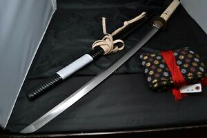 Katana Japanese Antique Sword Mumei Made At Edo Period About 300 Years Old