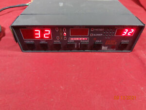 Kustom Signal Golden Eagle Police Radar Speed Detection Control Head Unit Lot 6