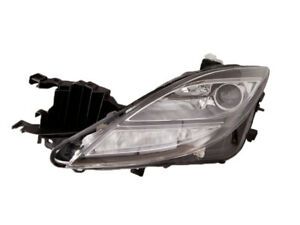 Mazda 6 09 10 Xenon Hid Headlight Lamp Lh Gs3m 51 041g Ma2518119