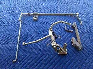 1967 Nissan Patrol Throttle Linkage Gas Pedal 60 G60 L60 Just What s In Photos
