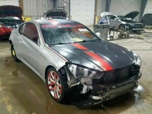 Back Glass Heated Coupe Without Rear Spoiler Fits 09 16 Genesis 1963671