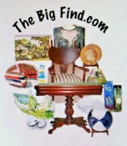 The Big Find Auction Online Shopping Mall Site Name
