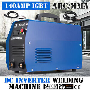 Arc140 Stick Arc Mma Dc Inverter Welder 140 Amp Igbt Digital Welding Machine