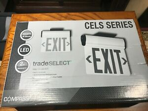 Trade Select Exit Sign Model Cels2rne
