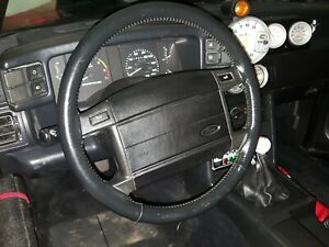 Ford Mustang 1993 93 Cobra Steering Wheel Fox Body