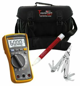 Fluke 117 kit 2fluke 117 kit 2 Electrician s Multimeter Kit