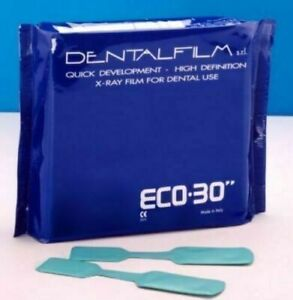 Dental X Ray Films Ergonom Alike Eco30 Self Developing With 50 Films Free Ship