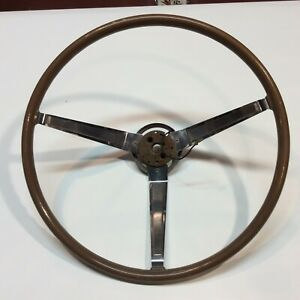 1967 1968 1969 Dodge Charger Steering Wheel Vintage Original
