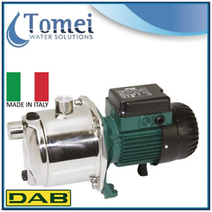 Dab Jet Steel Pressure Booster Electric Water Pump Garden Well Shallow 112 1 3hp