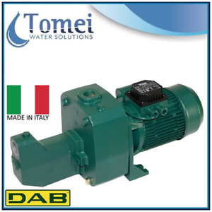 1 5hp Jet Pump Electric Water Well Shallow Pressure Booster Dab 151 In Cast Iron