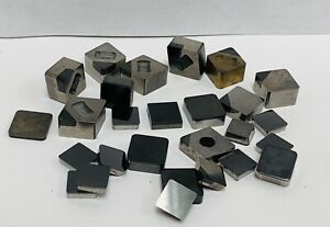 Lot Of Cbn Pcd Tipped Carbide Inserts Sng