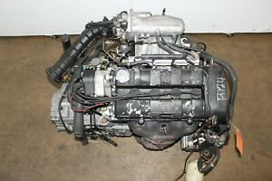 1992 1993 1994 1995 Jdm Honda Civic D16a8 1 6l Dohc Engine Automatic Trans