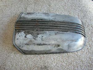 Vintage Cal Custom Aluminum Hood Scoop Part 10 10