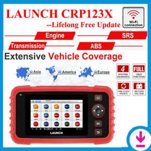 Launch X431 Obd2 Auto Diagnostic Scan Tool Scanner Car Fault Code Reader Srs Abs
