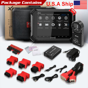 Usa Ship X 100 Pad2 Odometer Adjustment Auto Programmer Tool With 4th