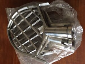 Commercial Mixer Husky 20 Qt Paddle New