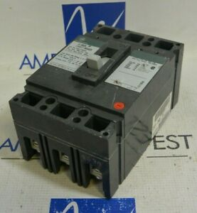 Ge General Electric Thed136030 3 Pole 30 Amp 600 Vac Circuit Breaker