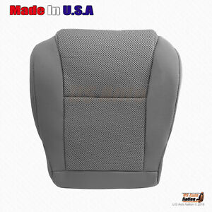 Passenger Bottom Gray Cloth Cover For 2005 2006 2007 2008 Toyota Tacoma Manual