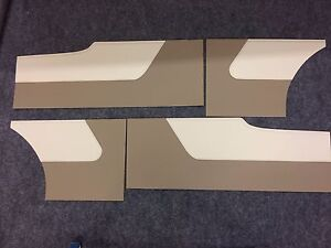 Custom Door Panels 1960 1963 Ford Falcon Two Door Two tone