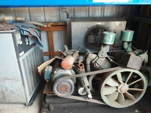 Used Champion Air Compressor 30hp 3 phase