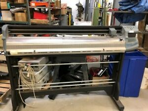 Gerber Odyssey 56 Vinyl Cutter Plotter W Stand For Parts