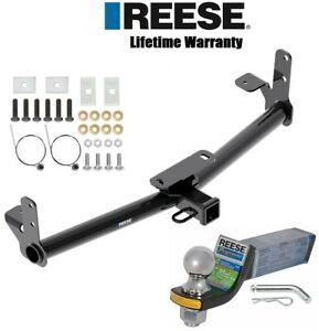 Reese Trailer Hitch For 05 17 Chevy Equinox 10 17 Gmc Terrain W Mount