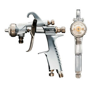 Anest Iwata Wider1 13e2p 1 3mm Pressure Feed Spray Gun Latest Model W 101 132p