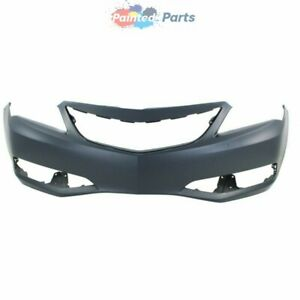 Fits Acura Ilx 2013 2015 New Front Bumper Painted To Match Ac1000180