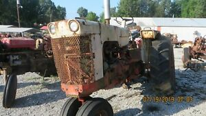 Case 730 Gas Tractor