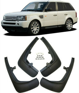 Genuine Oe Splash Guards Mud Flaps Guards For 2005 2013 Range Rover Sport L320