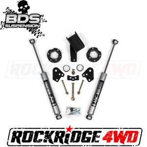 Bds Suspension 2 5 Lift System 2019 Ford Ranger W Nx2 Series Shocks 1546h