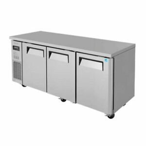 Turbo Air Jur 72s n6 Undercounter Refrigeration new