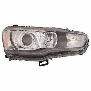 Fit For Mitsubishi Lancer 2008 2009 2010 2011 2012 2013 Headlight W hid Right