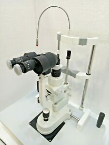 Slit Lamp 2 Step Zeiss Type With Accessories Free Shipping Worldwide Ophthalmic