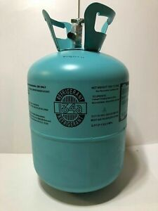 R407c refrigerant 25 Lb Cylinder Lowest Price On Ebay Local Pick Up Only