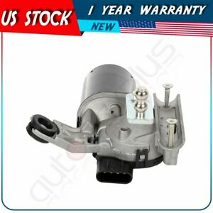 New Windshield Wiper Motor Front For Dodge Ram 1500 2500 3500 55077098ac