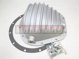 Satin Aluminum Dana 60 70 Differential Cover 10 Bolt Dodge Ram Ford Excursion F