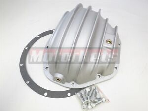 Dana 80 Satin Aluminum10 Bolt Differential Cover Ford Dodge Ram 13 Ring Gear