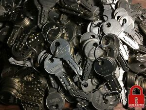 Stanley Vidmar Key Cabinet Lock Key Various Numbers Replacement Key Only