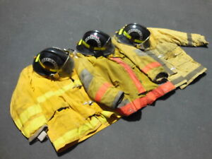 3 Fire Fighting Jacket s 3 Fire Fighting Helmet s Outdoor Gear