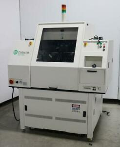 Laurier Datacon Besi Ds11000 Led C c Pick And Place Machine
