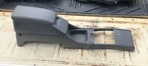 Toyota Pickup Truck Sr5 90 95 Center Console Xtra Cab Gray Bucket Seat Style